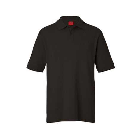 MASITA BASIC COTTON POLO ΜΑΥΡΟ